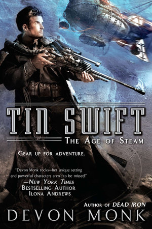 Tin Swift by Devon Monk