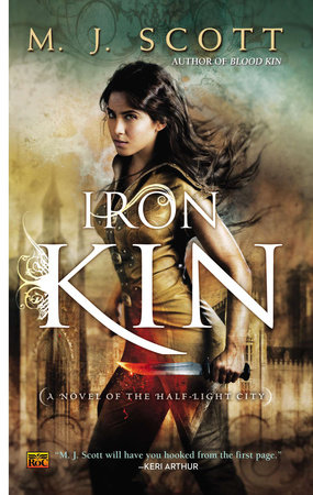 Iron Kin by M.J. Scott