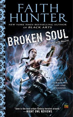 Broken Soul by Faith Hunter