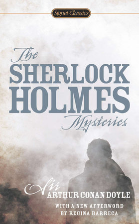 The Sherlock Holmes Mysteries Book Cover Picture