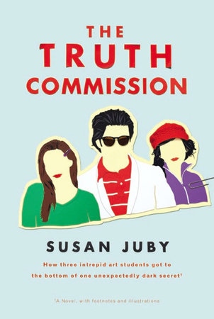 The Truth Commission Book Cover Picture
