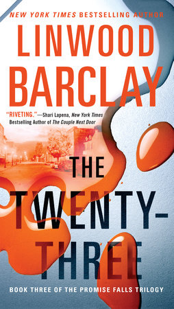 The Twenty-Three by Linwood Barclay