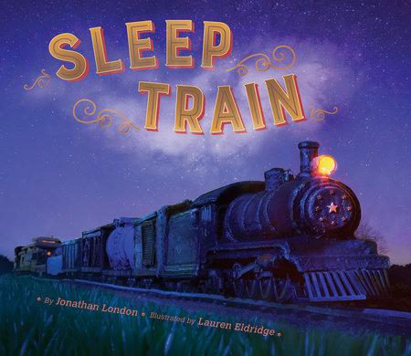Sleep Train by Jonathan London