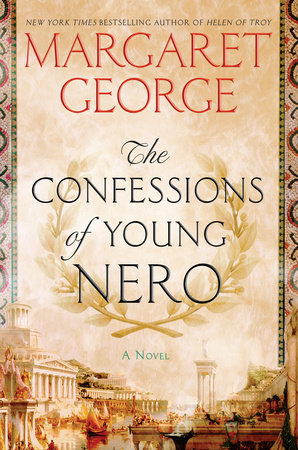 The cover of the book The Confessions of Young Nero