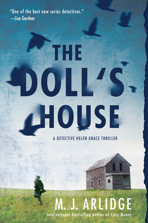 The cover of the book The Doll's House