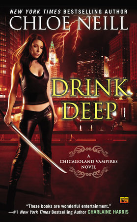 Drink Deep by Chloe Neill
