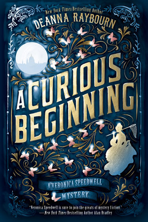 A Curious Beginning Book Cover Picture