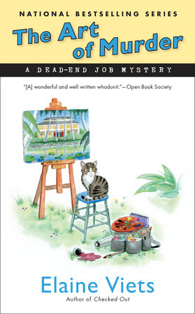 The Art of Murder by Elaine Viets