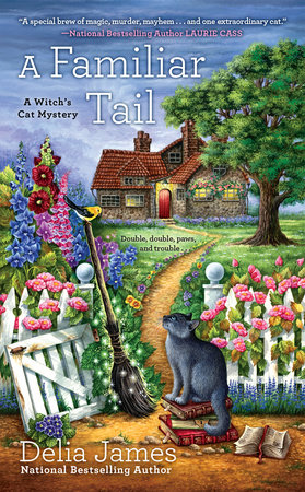 A Familiar Tail by Delia James