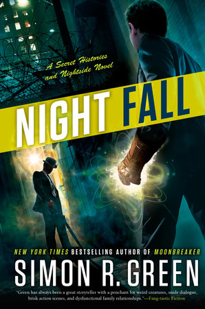 The cover of the book Night Fall