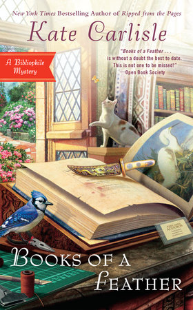 Books of a Feather by Kate Carlisle