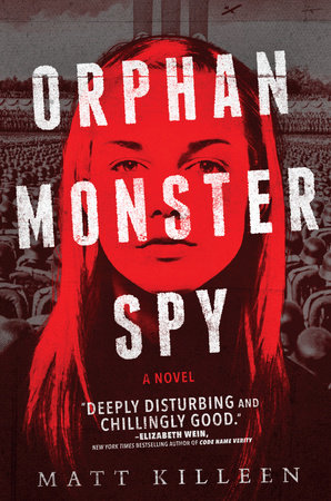 The cover of the book Orphan Monster Spy