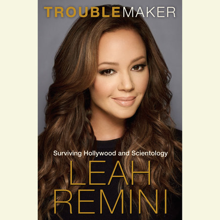 Troublemaker Book Cover Picture