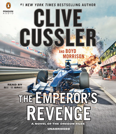 The Emperor's Revenge by Clive Cussler and Boyd Morrison