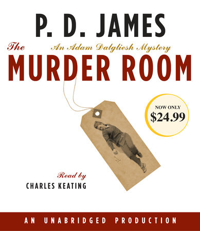 The Murder Room by P. D. James