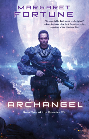 Archangel by Margaret Fortune