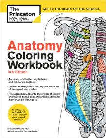 Anatomy Coloring Workbook, 4th Edition