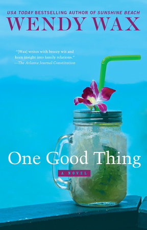 One Good Thing Book Cover Picture
