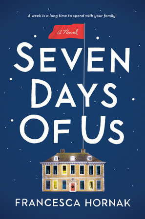 The cover of the book Seven Days of Us