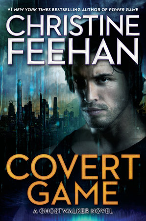 The cover of the book Covert Game