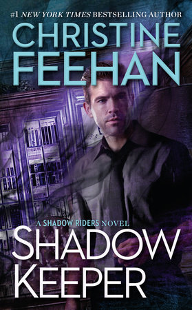 The cover of the book Shadow Keeper