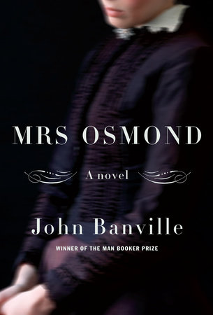 The cover of the book Mrs. Osmond