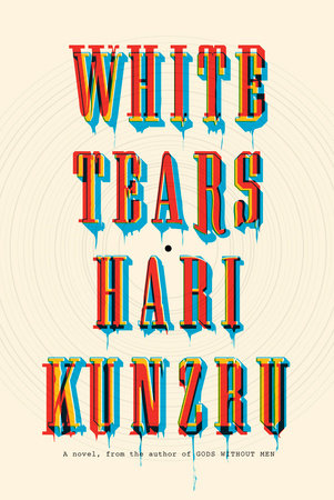 White Tears Book Cover Picture