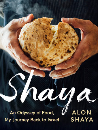 The cover of the book Shaya