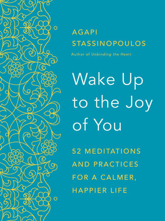 The cover of the book Wake Up to the Joy of You