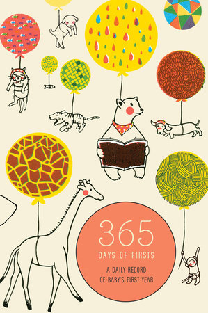 365 Days of Firsts by Potter