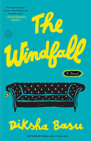 The cover of the book The Windfall