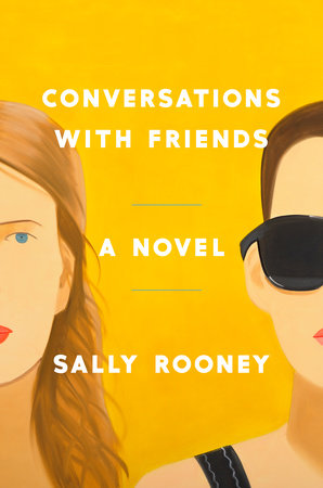The cover of the book Conversations with Friends
