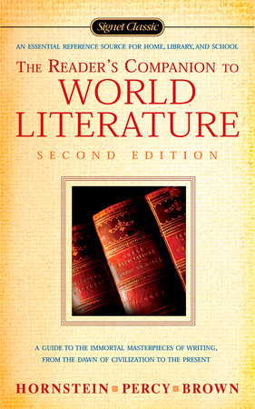 Reader's Companion to World Literature