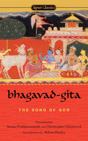 The Bhagavad-Gita by Anonymous