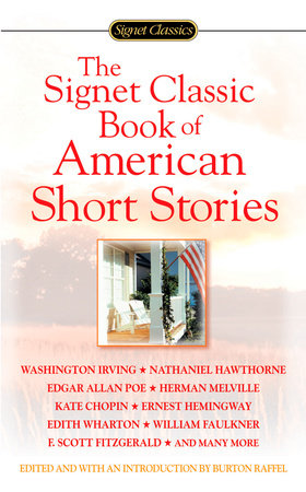 The Signet Classic Book of American Short Stories by