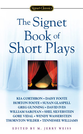 The Signet Book of Short Plays by