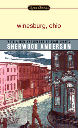 The cover of the book Winesburg, Ohio