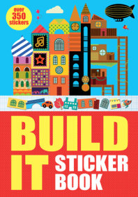 Build It Sticker Book