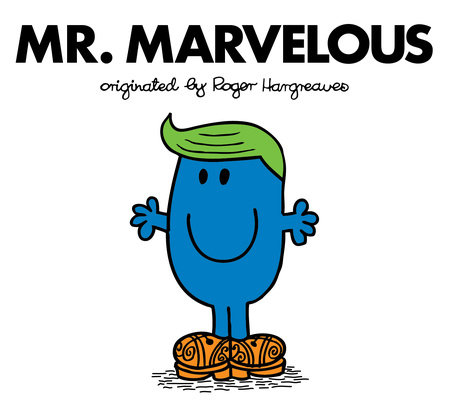 Mr. Marvelous by Adam Hargreaves | PenguinRandomHouse.com