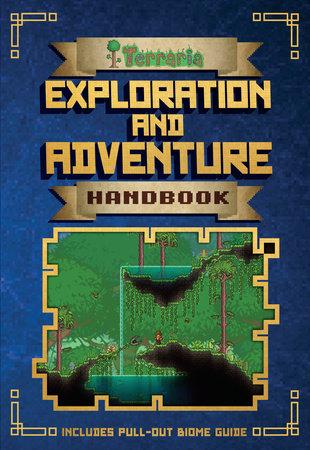 Exploration and Adventure Handbook by Grosset & Dunlap