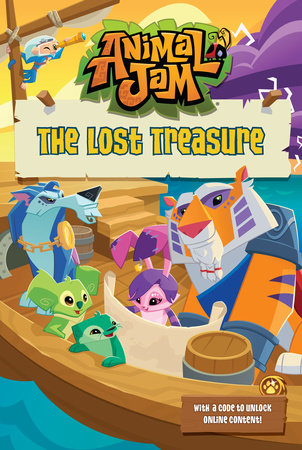 The Lost Treasure #4 by Ellis Byrd