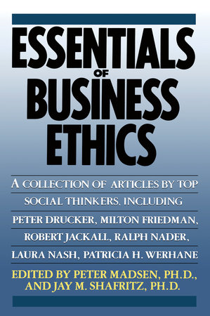 Essentials of Business Ethics by
