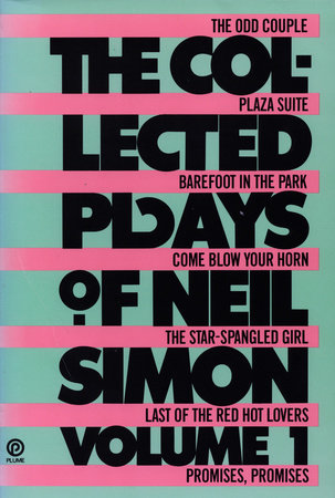 The Collected Plays of Neil Simon