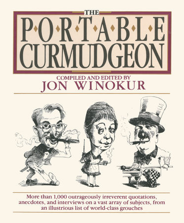 The Portable Curmudgeon