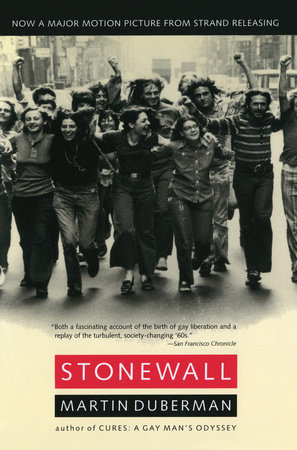 Stonewall by Martin Bauml Duberman