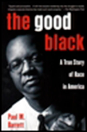 The Good Black by Paul Barrett