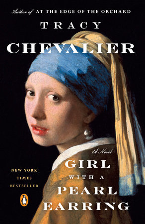 The cover of the book Girl with a Pearl Earring