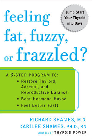 Feeling Fat, Fuzzy or Frazzled?