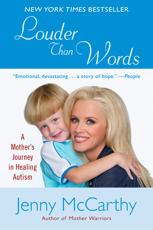 Louder Than Words by Jenny McCarthy