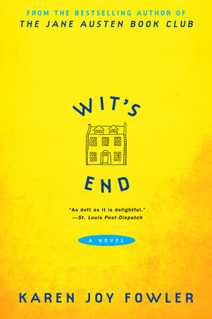 Wit's End by Karen Joy Fowler